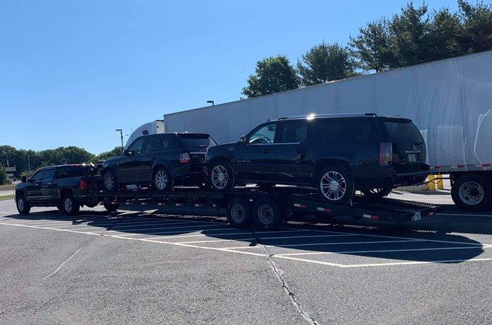 Car shipping to Alaska, Shipping a car to Alaska