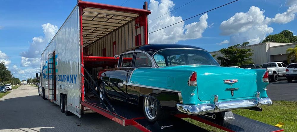 Classic Car Transport with an Elite Car Shipping Company