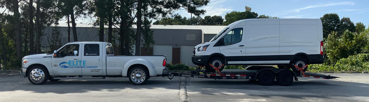 Open car transport with Elite Car Shipping Company