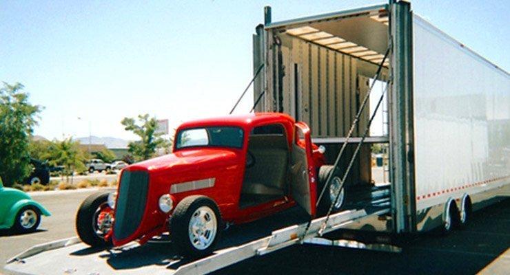 Snowbird Car Shipping