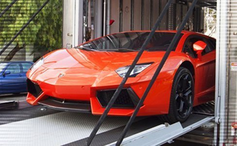 Sport Cars Transport with an Elite Car Shipping Company